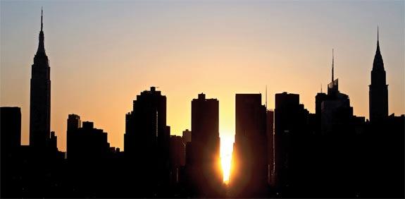 """נדל""""ן בניו-יורק: כך תדעו שמדובר בשכונה אותנטית"""